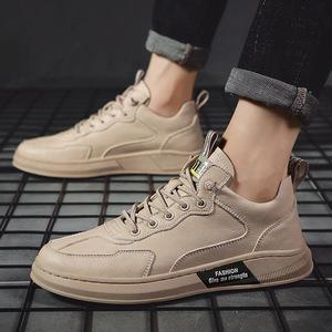 ស្បែកជើងបុរស Trending Casual White Men Sports Shoes New Fashion Shoes PZ498795