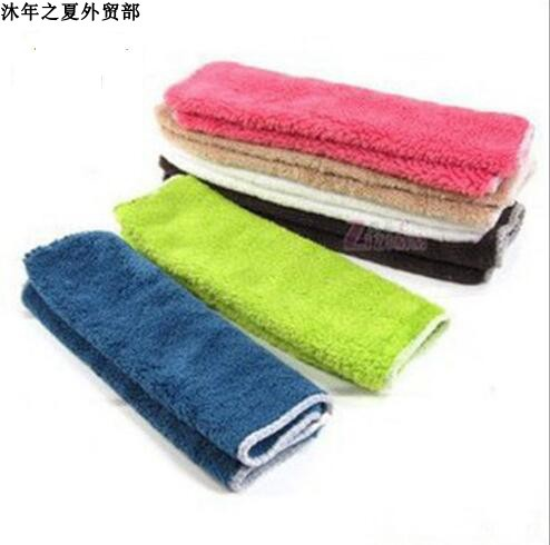 Wash Cleanin Towels Cloths Car Clean  Soft plate dish