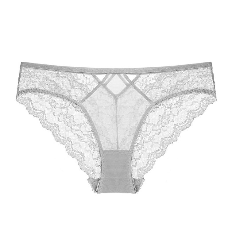 thin breathable sexy lace briefs NSCL9245