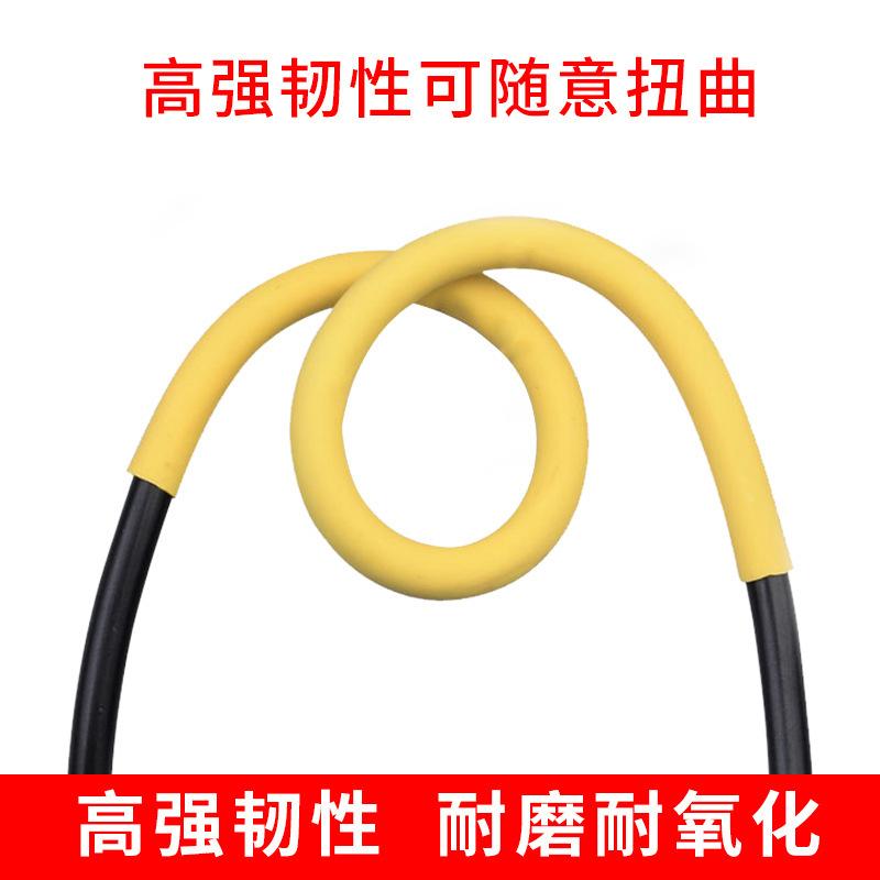 带胶热缩管 黑色3倍收缩 双壁密封厚胶防水套管含胶热缩管12.7mm