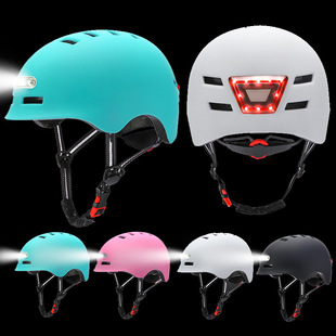 Illuminated smart cycling bicycle balance bike road bike helmet electric scooter cycling battery car manufacturer