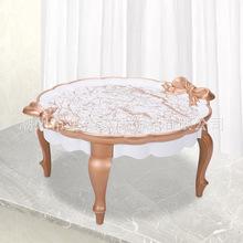 歐式創意簡約沙發邊角幾小戶型飄窗陽臺茶幾小方桌東北炕幾