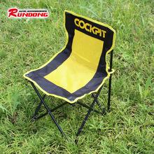 COCKPIT野营无扶手沙滩椅 钓鱼椅 户外休闲折叠椅 承重大支持OEM