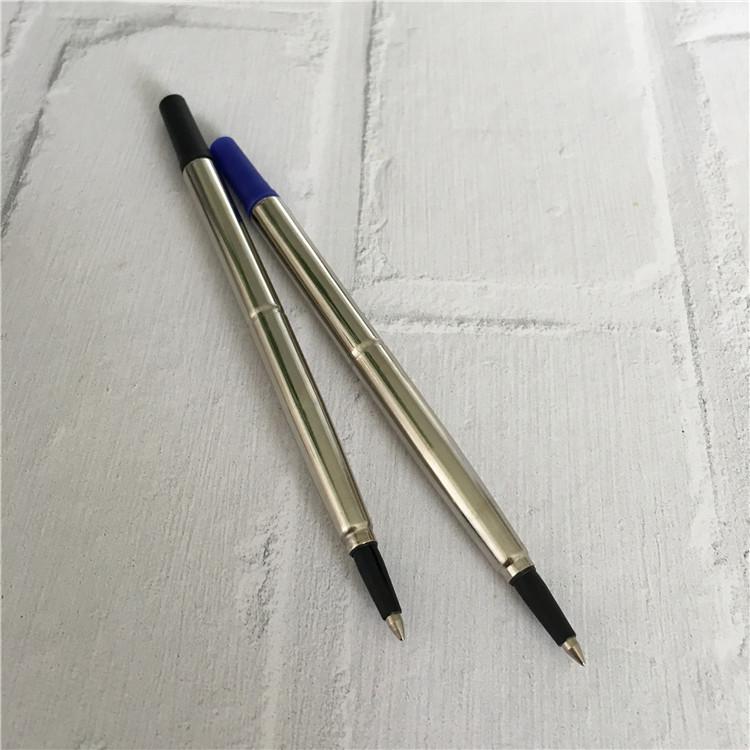 厂家批发直销办公PK签字中性笔芯定制LOGO PK宝珠笔芯通用水笔芯