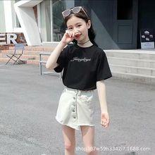 童裝2021夏季韓版爆款短袖男女兒童t恤上衣廠家直銷1-5元地攤貨源