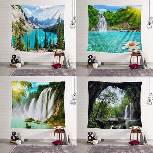 home Tapestry wall decoration hanging cloth home decoration
