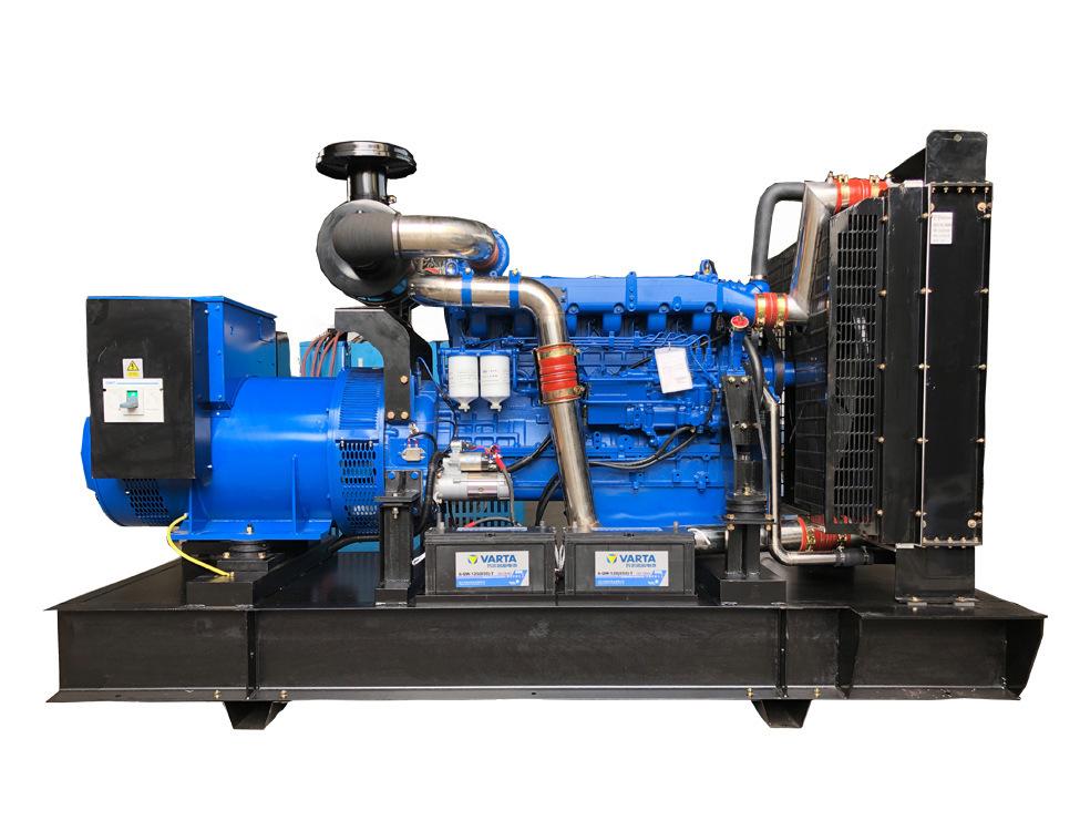 发电设备 大功率发电机 180千瓦东方红一拖发电机组 应急备用发电