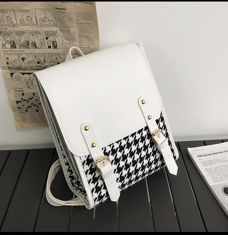 fashion simple backpack  NHJZ291636