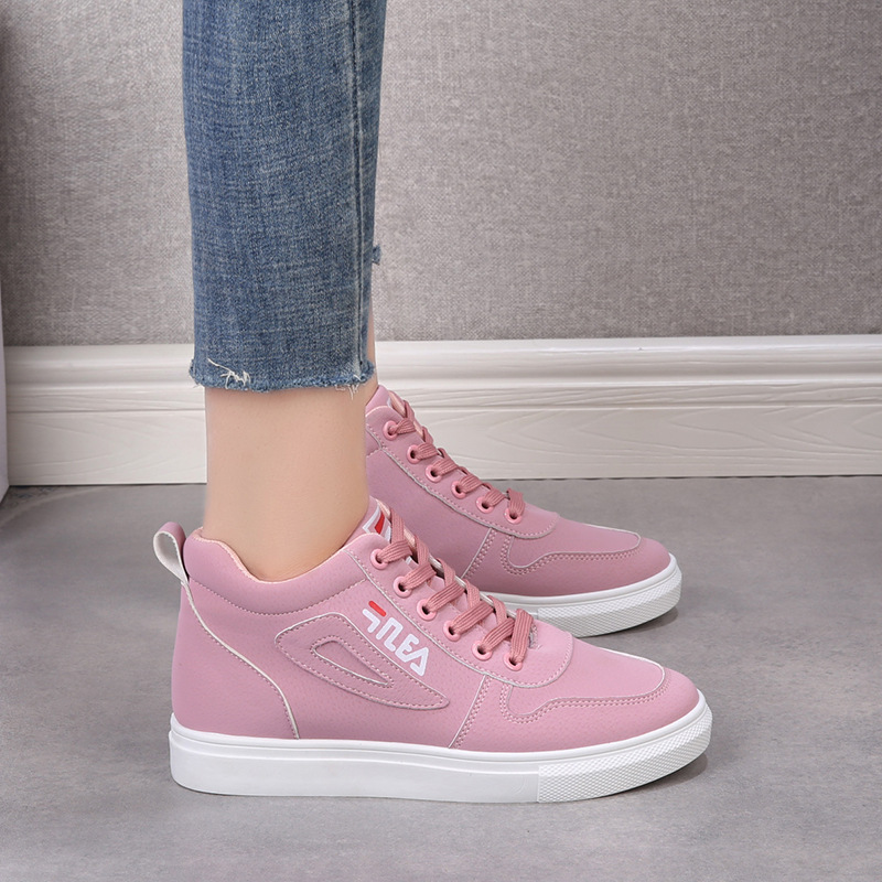 New High-Top Sneakers Student Casual Shoes African Women's Shoes