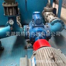 现货直销稀油站润滑油泵3GR30*4W2三螺杆泵 主机润滑站三螺杆油泵