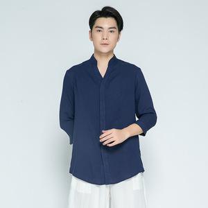 tai chi clothing chinese kung fu uniforms jacket traditional martial arts training suit linen sleeve taichi coat