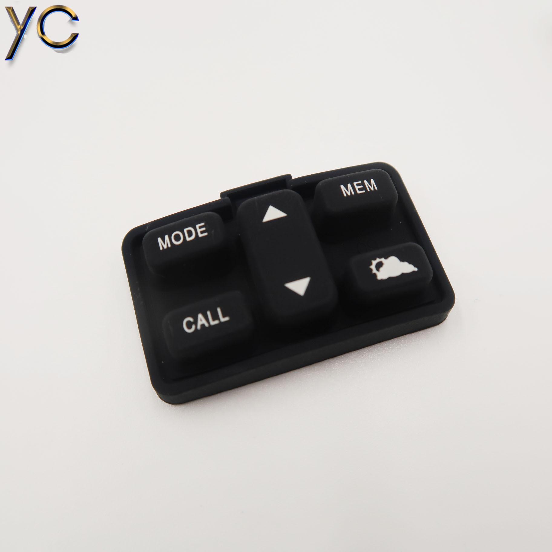 深圳优质厂家 玩具电器仪器开光硅胶按键 定做耐磨防腐遥控器按键