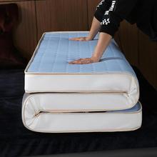 泰國乳膠天然記憶床墊立體加厚10cm1.8米床5cm酒店海綿床墊軟墊