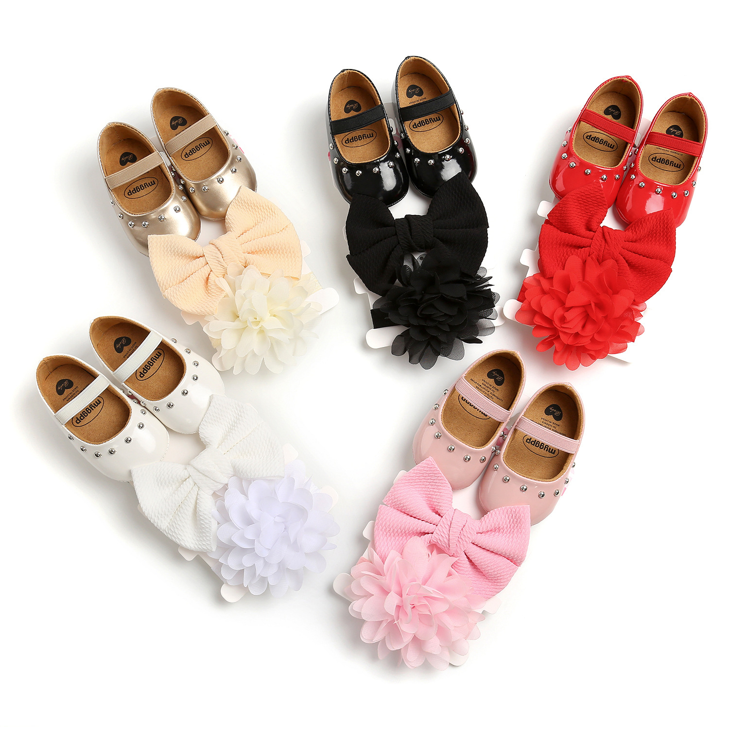 0-1 year old ins baby princess shoes tod...