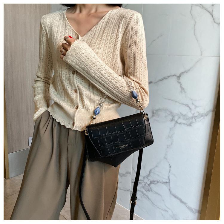 new trendy fashion wild oneshoulder messenger small womens bag  NHTC247768