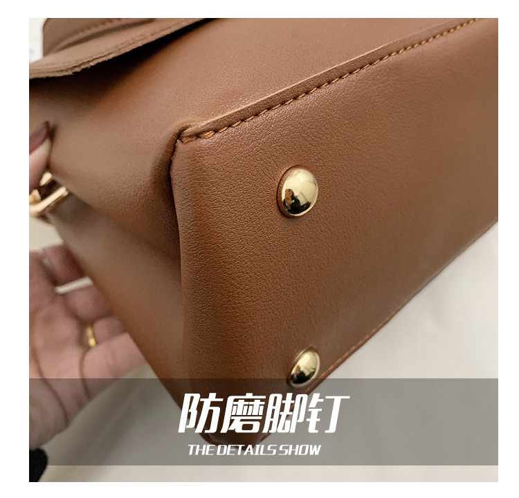 new trendy fashion all-match messenger bag  NHJZ270428