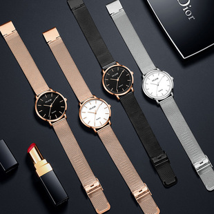 2020 new ladies watches Korean version of middle school students high school students watches quartz watches cross-border supply