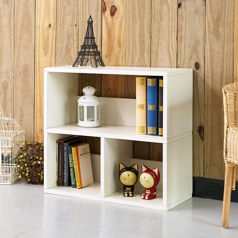 可批量定制书架书柜木架简易置物架北欧产品装饰组装金属儿童