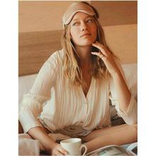 设计感小众上衣jk衬衫开衫休闲短款褶皱上衣欧美女士衬衣衬衫 女