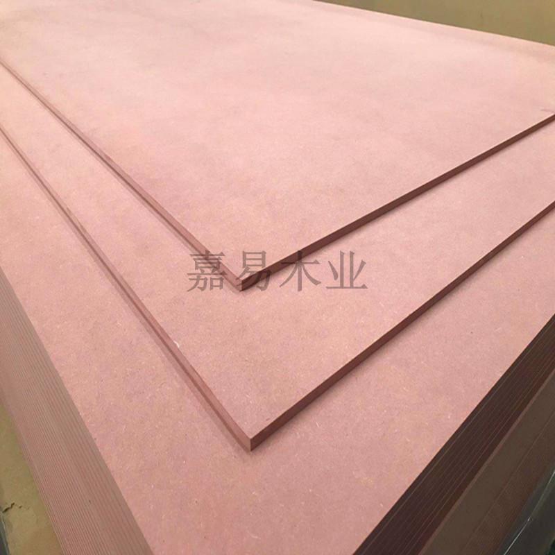 阻燃高密度板环保E1级难燃板保温板KTV商场防火板加长中纤贴面板