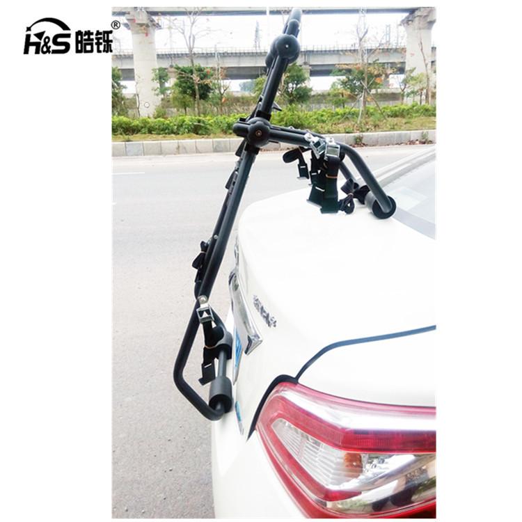 亚马逊汽车后尾架行李架 自行车携带架 汽车单车悬挂架 可挂3台车