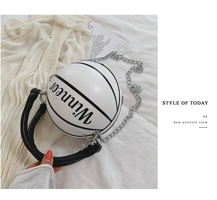 Fashion basketball messenger shoulder portable bag NHLH332055