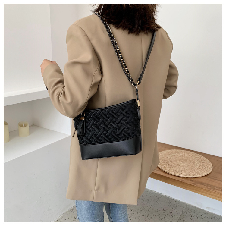 new trendy fashion popular stray bag wild shoulder messenger bag NHJZ250854