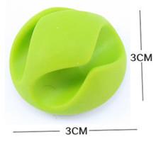 正品韓國 雙孔創意電線 整理固定繞線器/集線器 收納電線整理器