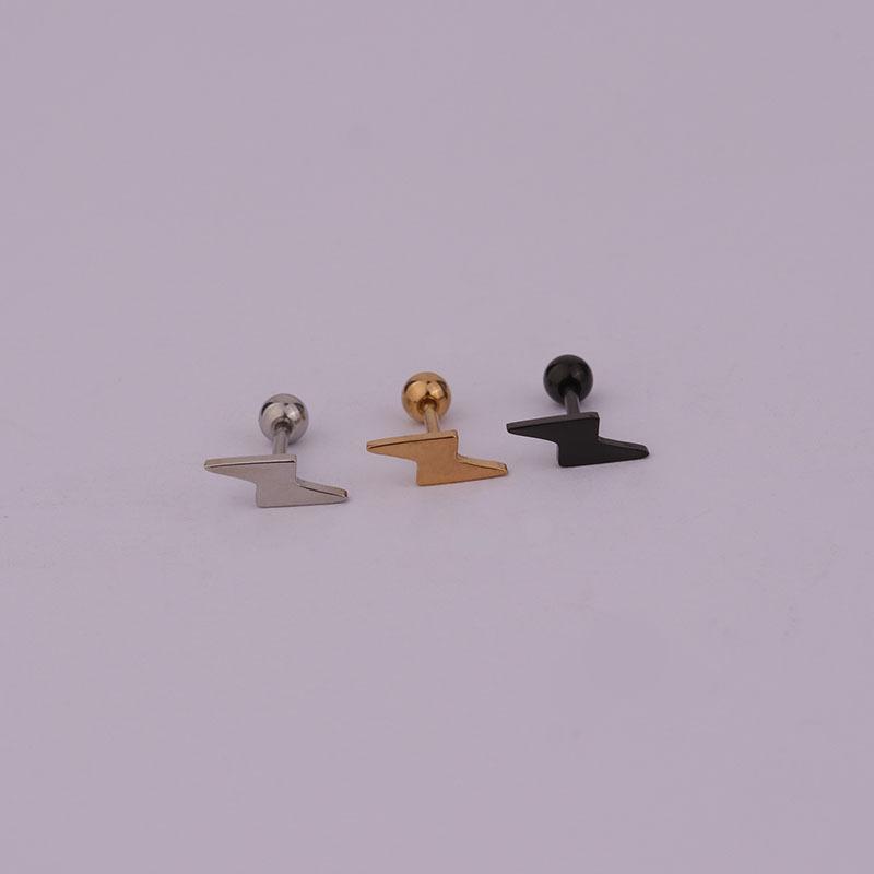 Korean  mini simple earrings  NHEN274555