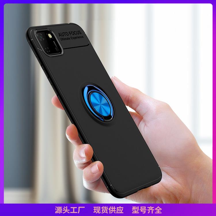 适用华为P Smart S手机壳新款Huawei y8P磨砂TPU防摔保护套厂家