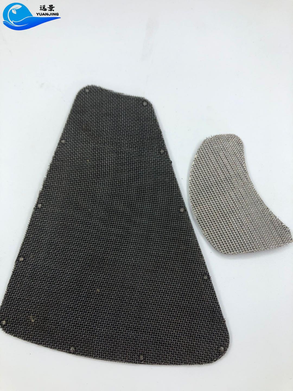 源頭廠家多層焊接不銹鋼過濾網固液分離過濾網片按需定制