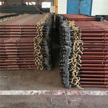 华矿低价出售矿用轨道轨距拉杆 质量可靠 43kg轨道轨距拉杆