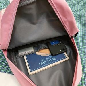 កាបូបស្ពាយនារី Women Casual Four Piece School Student Bag PZ571248