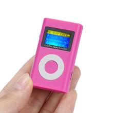 有屏插卡mp3隨身聽迷你學生mp3音樂播放器多彩殼禮品工廠批發mp3
