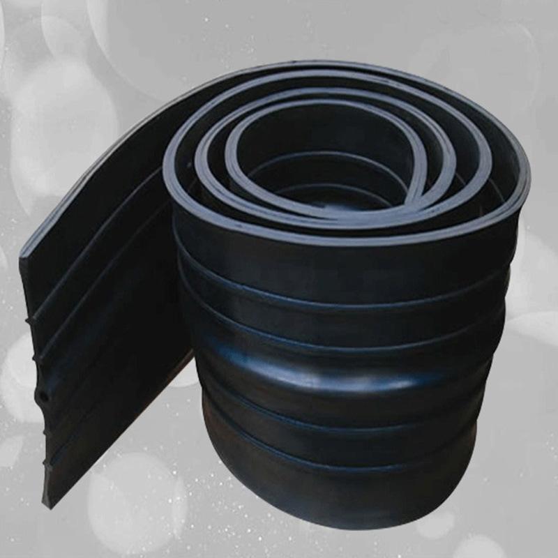 厂家直销 品种全价格低 外贴式橡胶止水带中埋止水带 钢边止水带