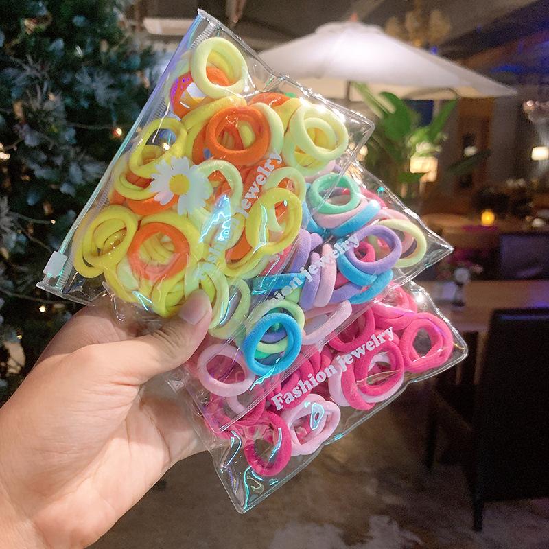 Fashion Children's hair scrunchies wholesale NHSA256256