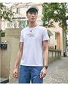 2020夏季新品時尚印花韓版男式T恤圓領短袖棉男t恤上衣