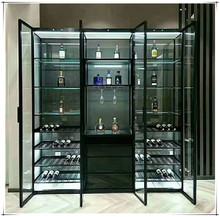 极简门用灰玻原片灰色玻璃有色玻璃厂家直销支持改裁柜门钢化灰玻