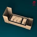 云南普洱茶龙园号茶叶普洱茶老生茶龙园悠然礼盒05年压制192g