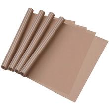 不粘安全特氟龙耐高温熨烫垫 反复用烤箱脱模布特氟龙高温漆布