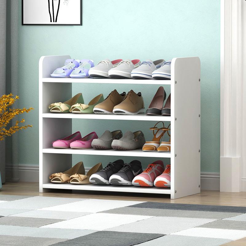 可批量定制鞋柜简约创意鞋架超薄组装北欧鞋柜玄关鞋柜简易木质