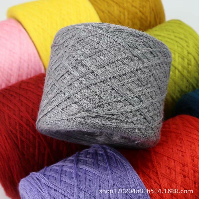 三七混纺羊毛线 丝光毛线 仿羊绒手工编织牛奶棉线围巾线粗毛线团