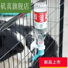 寵物飲水器頭狗狗用品狗籠懸掛式自動喂水器泰迪飲水嘴水壺貓咪用