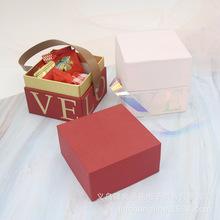 结婚喜糖盒新款高档创意婚庆婚礼欧式喜糖包装伴手礼礼品盒大号