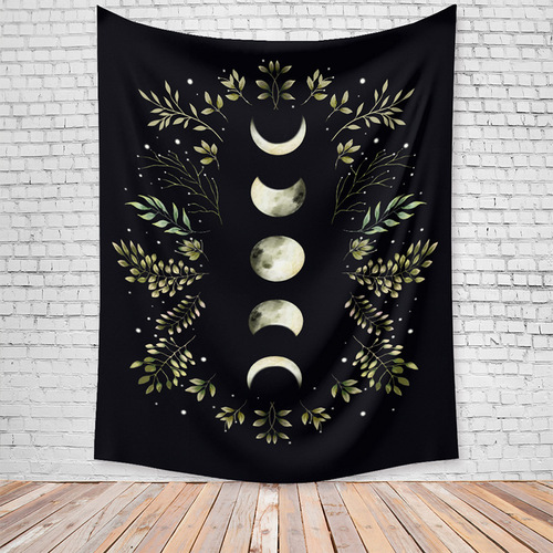 Wall Tapestry Background Cloth Bohemian Home Decoration Wall Hanging Wall Cloth Painting