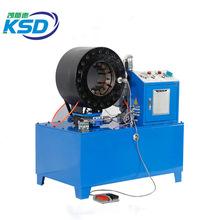 1/4-6寸大尺寸油田高壓油管扣管機 汽車配件減震器扣壓機 KSD170A