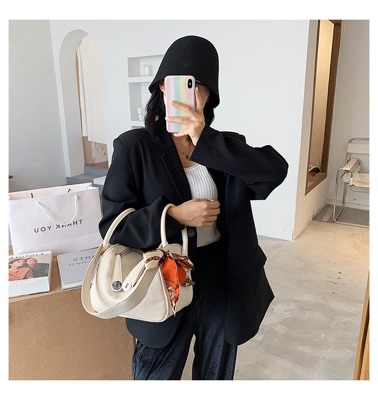fashion new french  personality  large capacity shoulder messenger bag NHLH270265