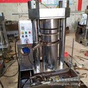 芝麻核桃香油机 韩式榨油机价格 商用大中小香油机韩式茶籽榨油机