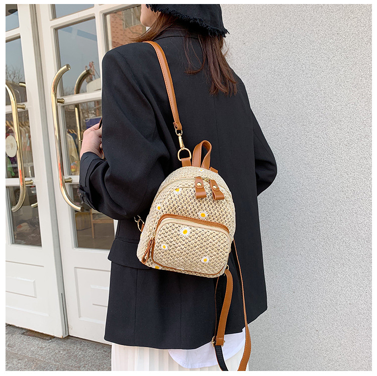 girl bag popular new Korean backpack fashion student backpack nihaojewelry wholesale NHJZ227433
