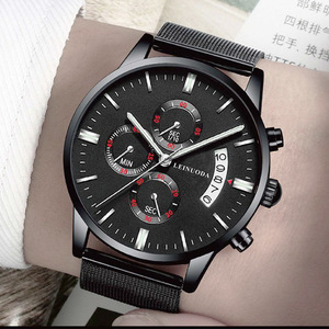 នាឡិកាបុរស Fashion Watch Male Student Waterproof Luminous Watch Sport PZ854867